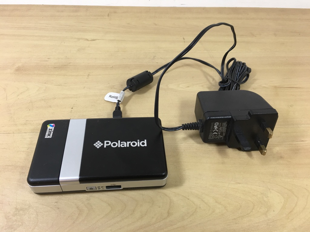 polaroid pogo instant mobile thermal printer ebay. Black Bedroom Furniture Sets. Home Design Ideas