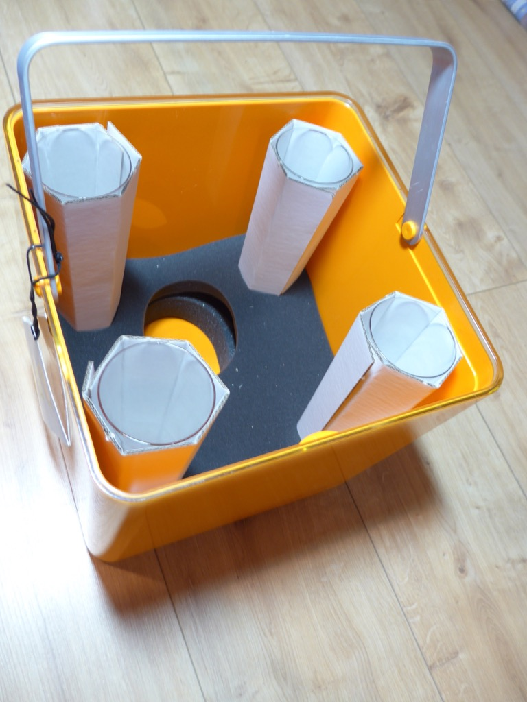 Porsche Design Cooler : Veuve clicquot ice cube champagne cooler bucket