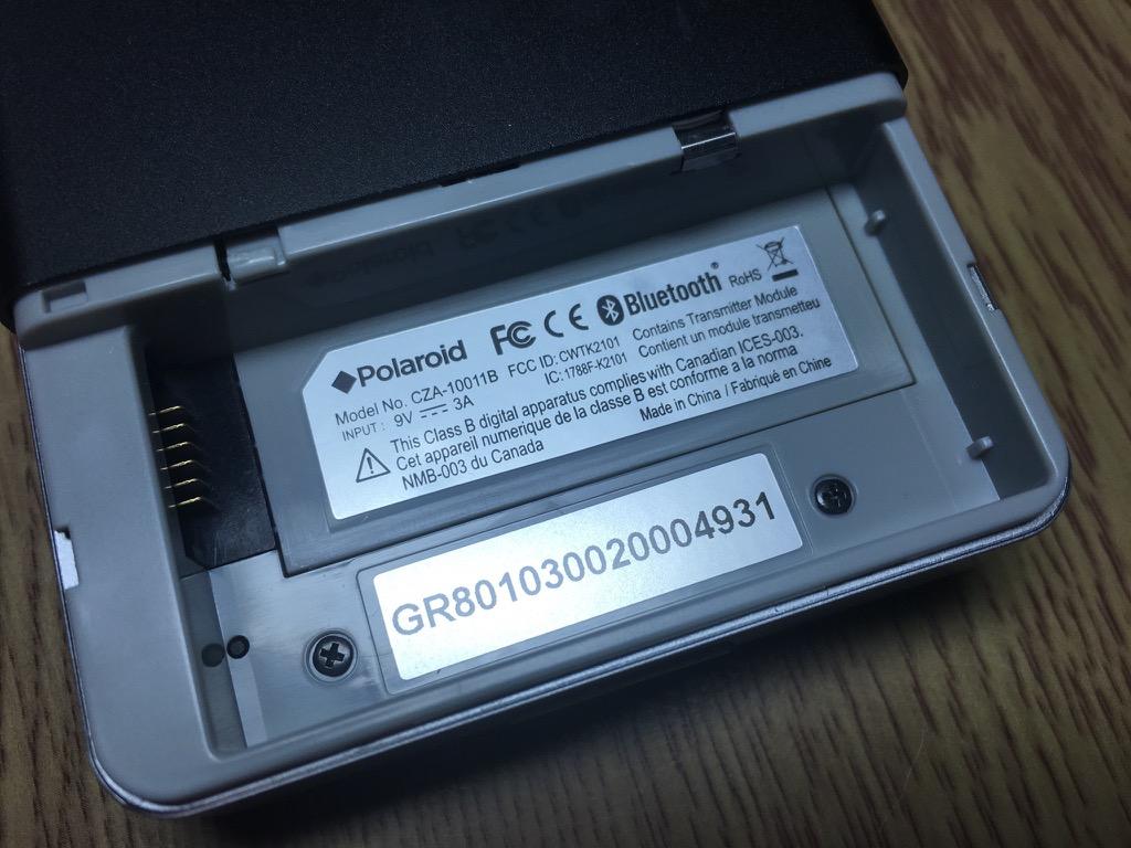 polaroid cza 10011b pogo instant mobile thermal printer polaroid pogo instruction manual polaroid zink printer user manual