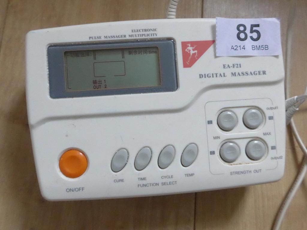 digital stimulator machine