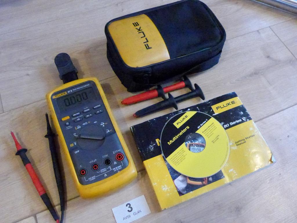 fluke 23 multimeter user manual