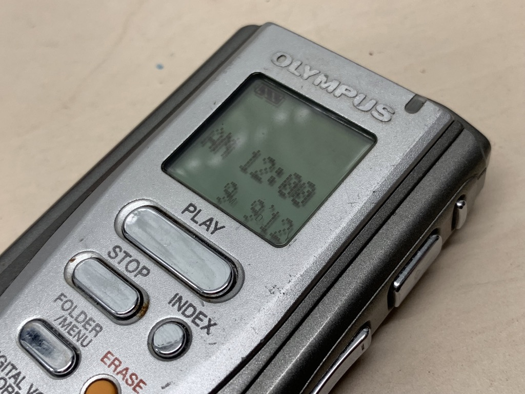 Olympus DS-3000 Digital Voice Recorder with Memory Card