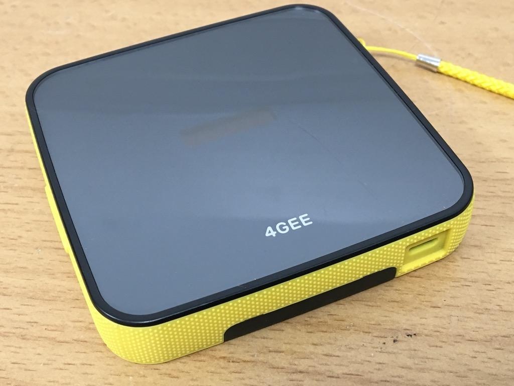 EE 4GEE WiFi Broadband Device - Mobile 4G Internet HotSpot ...